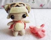 Crochet Amigurumi Pattern, Amigurumi Monkey Pattern, Crochet Monkey Pattern, Amigurumi Pattern, Toy Pattern, Amigurumi Animal Pattern