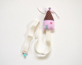Bookmark / Little Fabric House