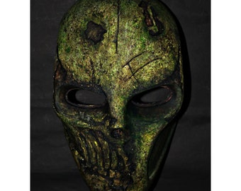 Army of two mask, Paintball airsoft mask, Halloween mask, Steampunk mask, Halloween costume & Cosplay mask, the death MA26 et