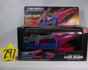 1984 Masters of the Universe LandShark vehicle