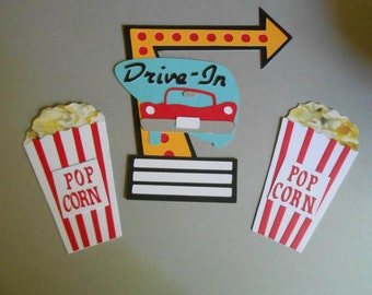 Drive In Movie Time