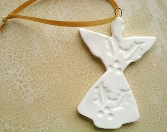 Heirloom Christmas Ornament, Angel Ornament