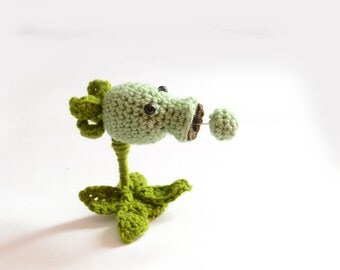 Plants VS Zombies Pea Shooter PATTERN