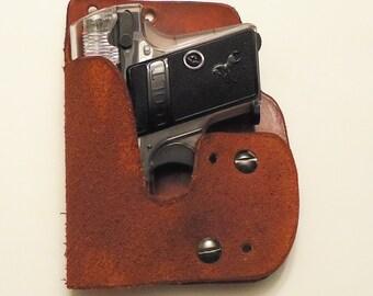 DKM Leathers IWB/pocket holster
