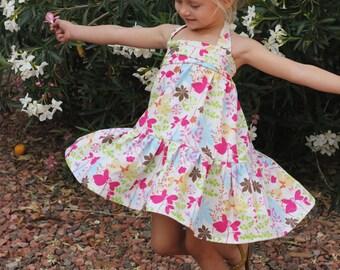 Caroline Halter Dress Pattern 6 months to 8 years