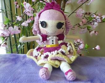 Jewel Sparkles Type Doll