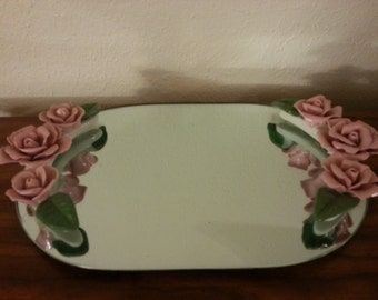 Beautiful Floral Mirror