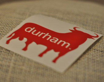 Bull Durham Sticker