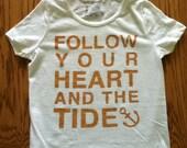 FOLLOW YOUR HEART Toddler T-Shirt
