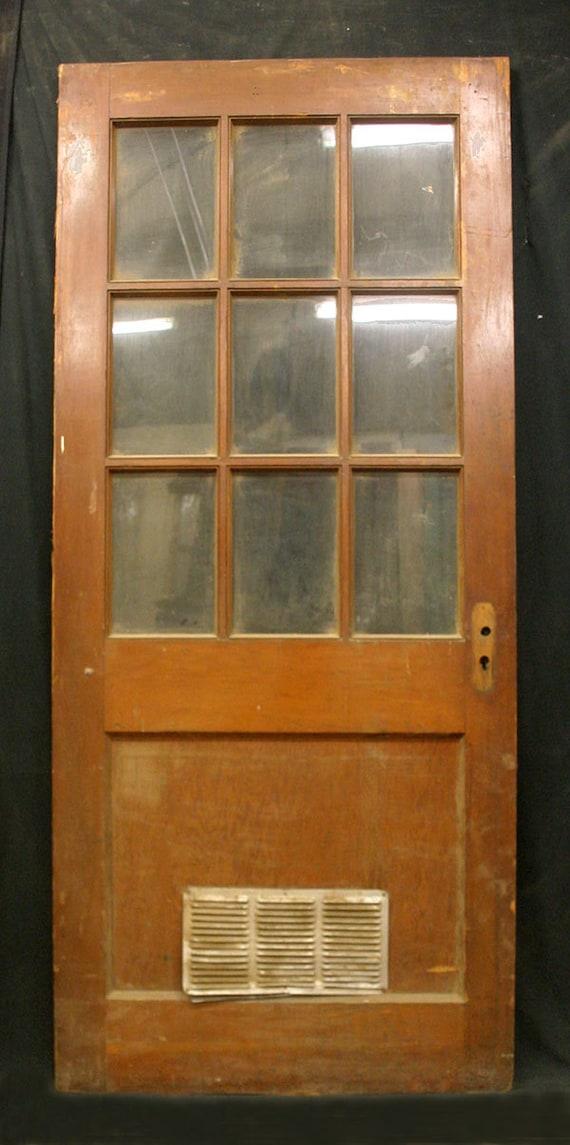 36x79 Antique Exterior Entry Cypress Door 9 By