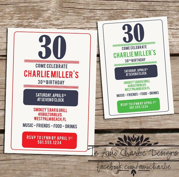 Bbq Birthday Party Invitations is adorable invitations design