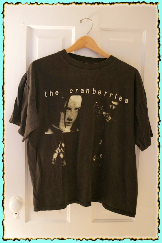 The Cranberries T Shirt Vintage 1990s Tour by ...