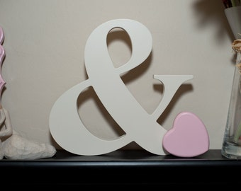 Ampersand (And)  (&)  Sign  - 18''