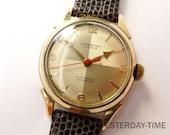 Kingston Bidynator Men's Watch 1950's Swiss 17 Jewel Automatic Movement Rolled Gold Case