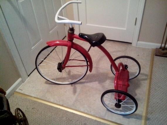 vintage all original murray tricycle