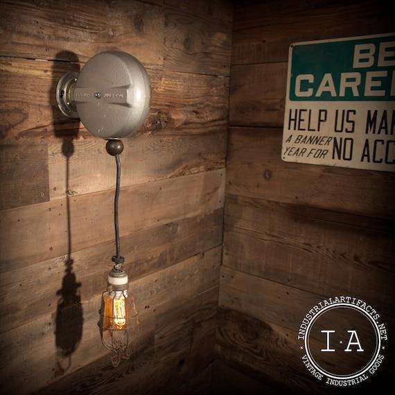 Appleton Light Vintage Industrial: Vintage Industrial Automotive Appleton By IndustrialArtifact