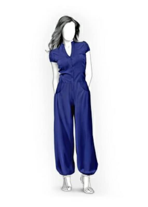 Awesome  SweetheartNeckline Dress And Jumpsuits Butterick Sewing Pattern 6320