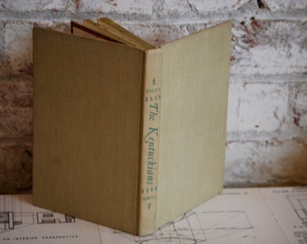 Vintage book, The Kentuckians, Fiction