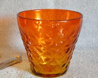 Blenko Glass Bowl or Ice Bucket