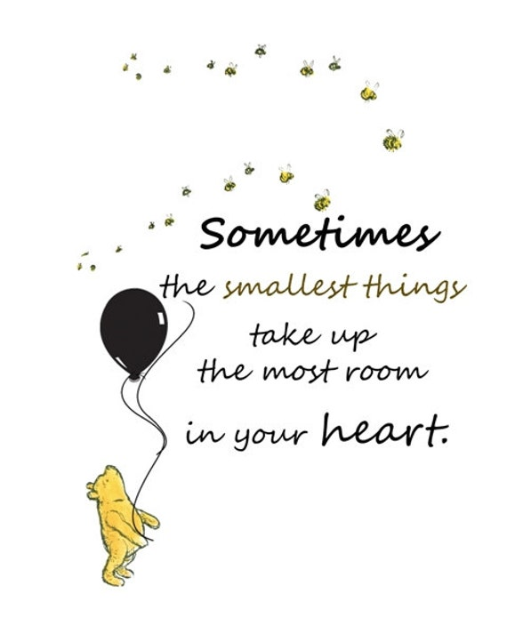 Quotes About Friendship Winnie The Pooh Prepossessing Winnie The Pooh Quotes Prints Instant Download