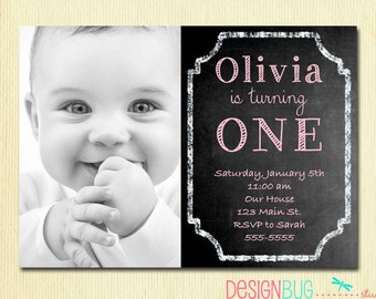 year old  etsy, invitation samples