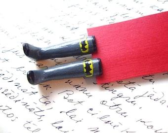 Batman bookmark- Super Hero Bookmark- Super Hero gift for kids- Superhero- Batman- Gray- Birthday party