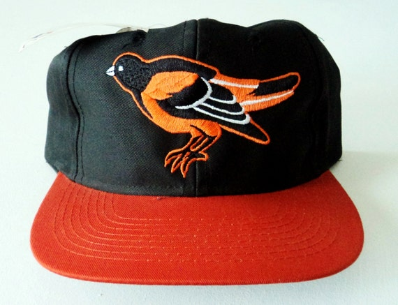 buy online c60e4 5685b Vintage Baltimore Orioles Hats