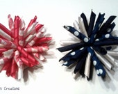 2 Set of Korkers - Pink, Blue, White