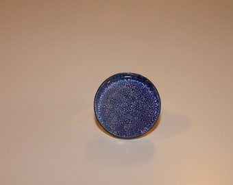 Blue & Purple Ombre Ring