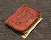 Standard Book of Spells - Miniature Potter Inspired School Book