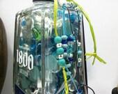 Lighted Bottle - Liquor Bottle Lamp - Home Bar Light - Bottle Light