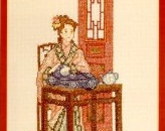 Chinese Embroiderer MarBek Serendipity Designs
