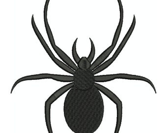 Machine Embroidery Design Instant Download - Spider 1