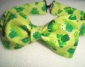 Froggy Bow Tie-Bow Ties-Bow Tie for Boys-Boy's Bow Tie-Bow Ties for Kids-Smiling Frogs - ChatterboxShop