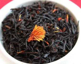 Organic Black Tea: Cranberry Fruit Black Tea, Loose Tea Blend