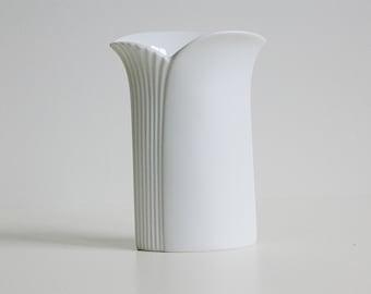 Vintage AK Kaiser bisque porcelain vase M. Frey West Germany