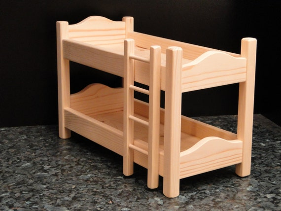 bunk beds for 12 inch dolls 075
