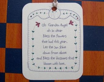 Kitchen Angel Poem Tag - Bing images