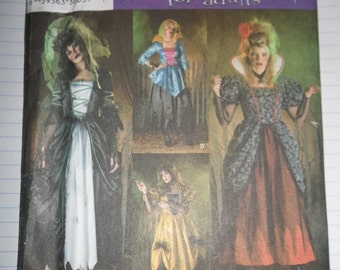 Simplicity Witches Costume Pattern