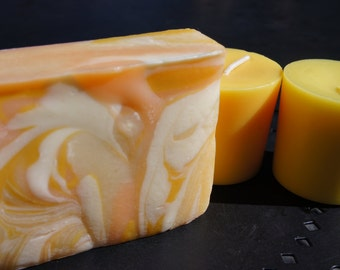 Sprung On Spring - Handmade Cold Process Soap