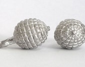 Replica Tudor Pewter Goodricke Buttons for Renaissance/Elizabethan Reenactment