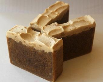 Banana Milk Artisan Cold process Soap