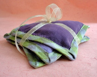 Silk Lavender Sachets