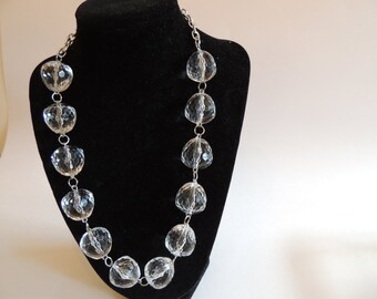 Icy - Clear Glass Beads