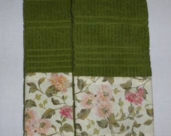 Hand Towels- 16x30   Many Uses Decorative