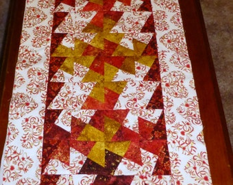 Popular Items For Quilted Table Runner On Etsy