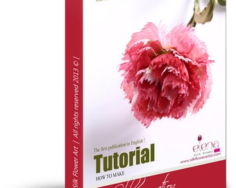 Tutorial Silk Carnation PDF ebook
