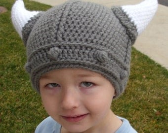 Viking Hat (Infant 0-5 months only)