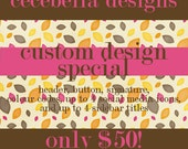 Custom Blog Design for Lauren