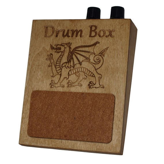 volume and tone control stompbox rhythm foot drum by darkcatws. Black Bedroom Furniture Sets. Home Design Ideas